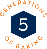 Five Generations of Baking