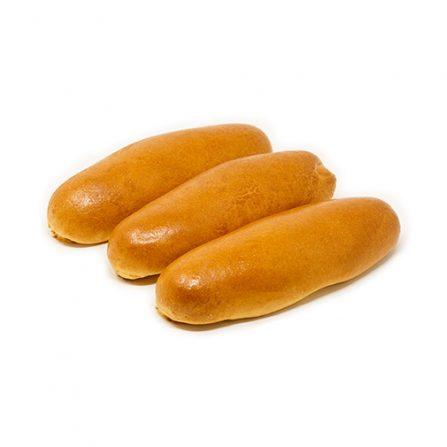 ButterFlake Hot Dog