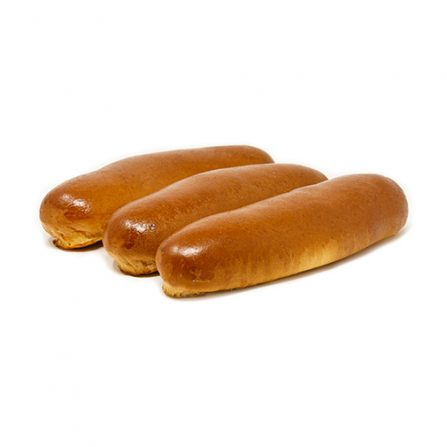 Challah hot Dog